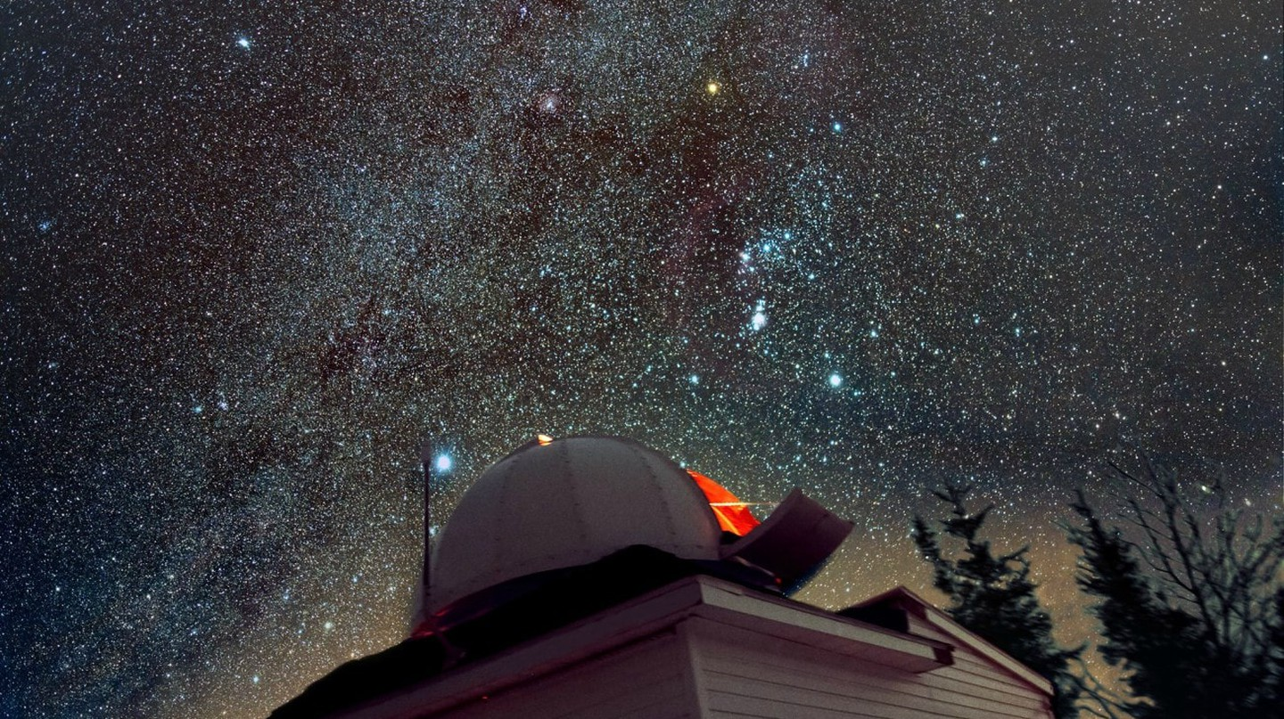 The Best Places to Go Stargazing in Nova Scotia