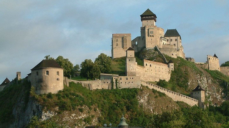 Trencin Castle | © MarianHubinsky/WikiCommons