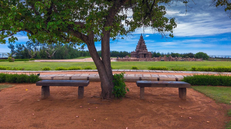 Shore temple at Mahabalipuram   © Aravindan Ganesan / Flickr