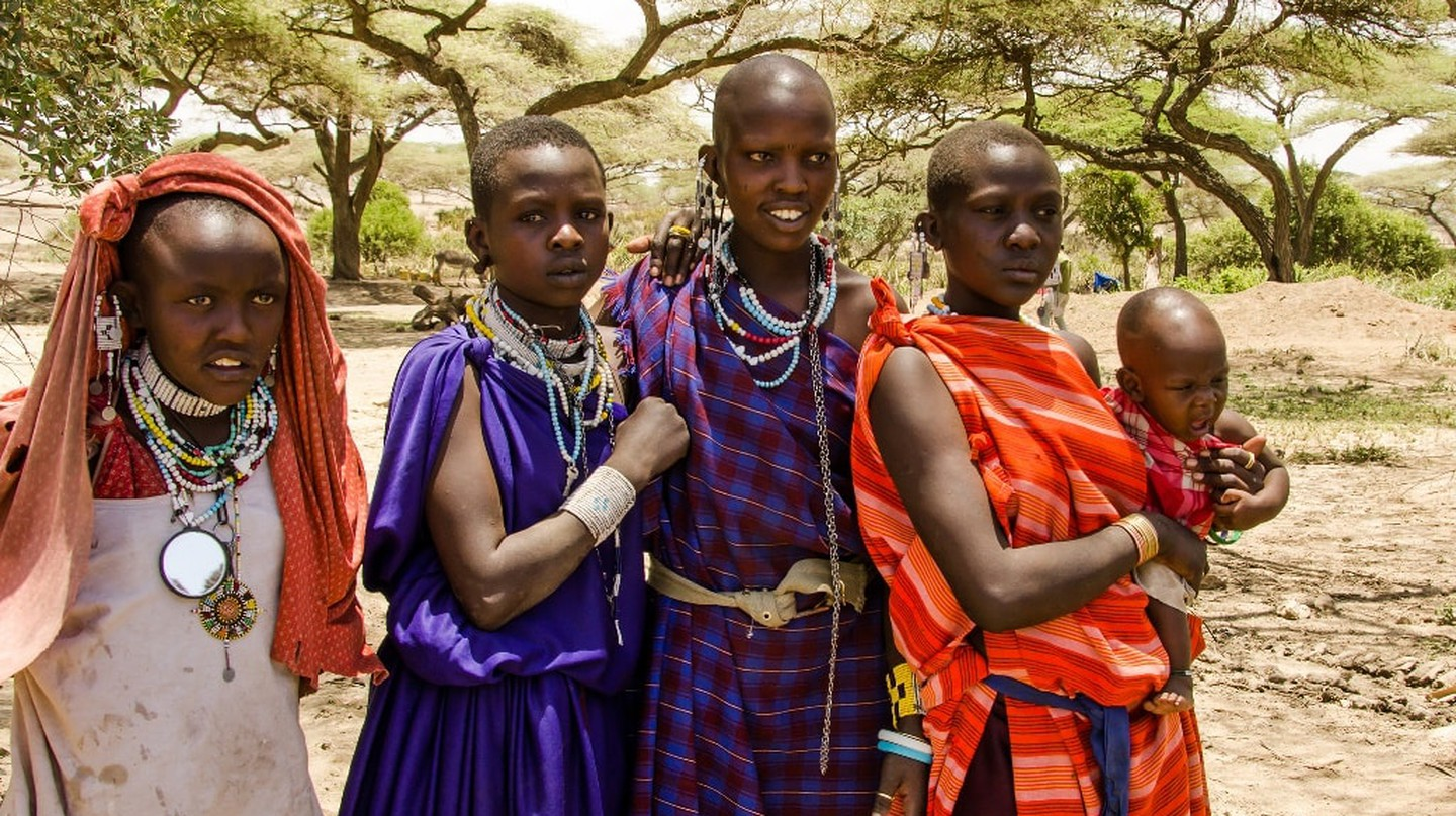 Young Masaai women | © Colin J. McMechan/Flickr
