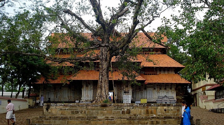 Vadakknnathan Temple | ©Aruna / WikiCommons