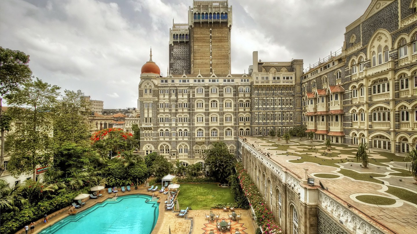 The Taj Mahal Palace in Mumbai | © Vikramjit Kakati/Wikimedia Commons