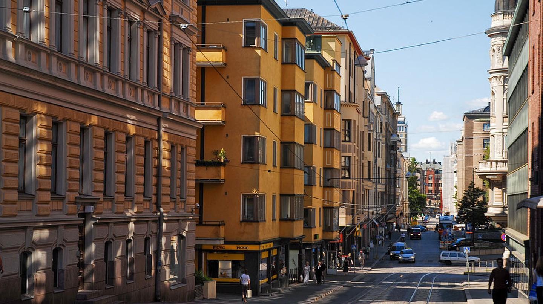 Helsinki street | © Mstyslav Chernov / WikiCommons