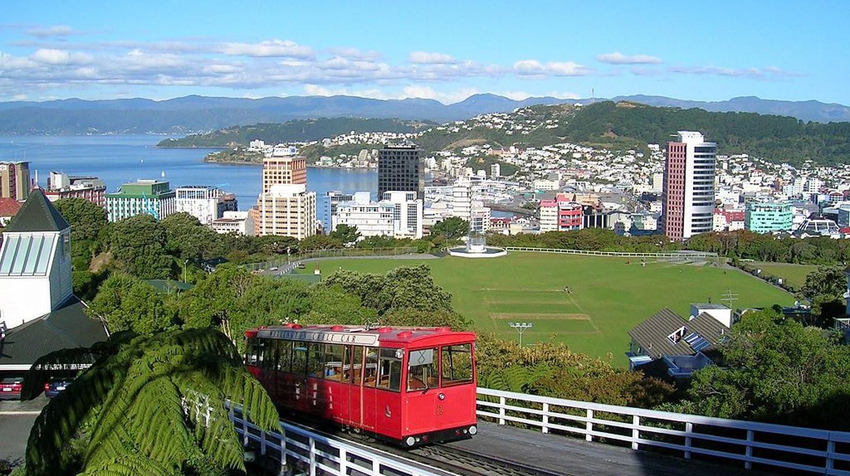 Wellington Cable-car   © Brett Taylor/Wikicommons