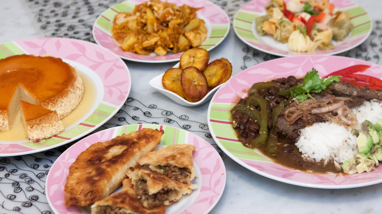 Puerto Rican dinner | © Jirka Matousek/Flickr