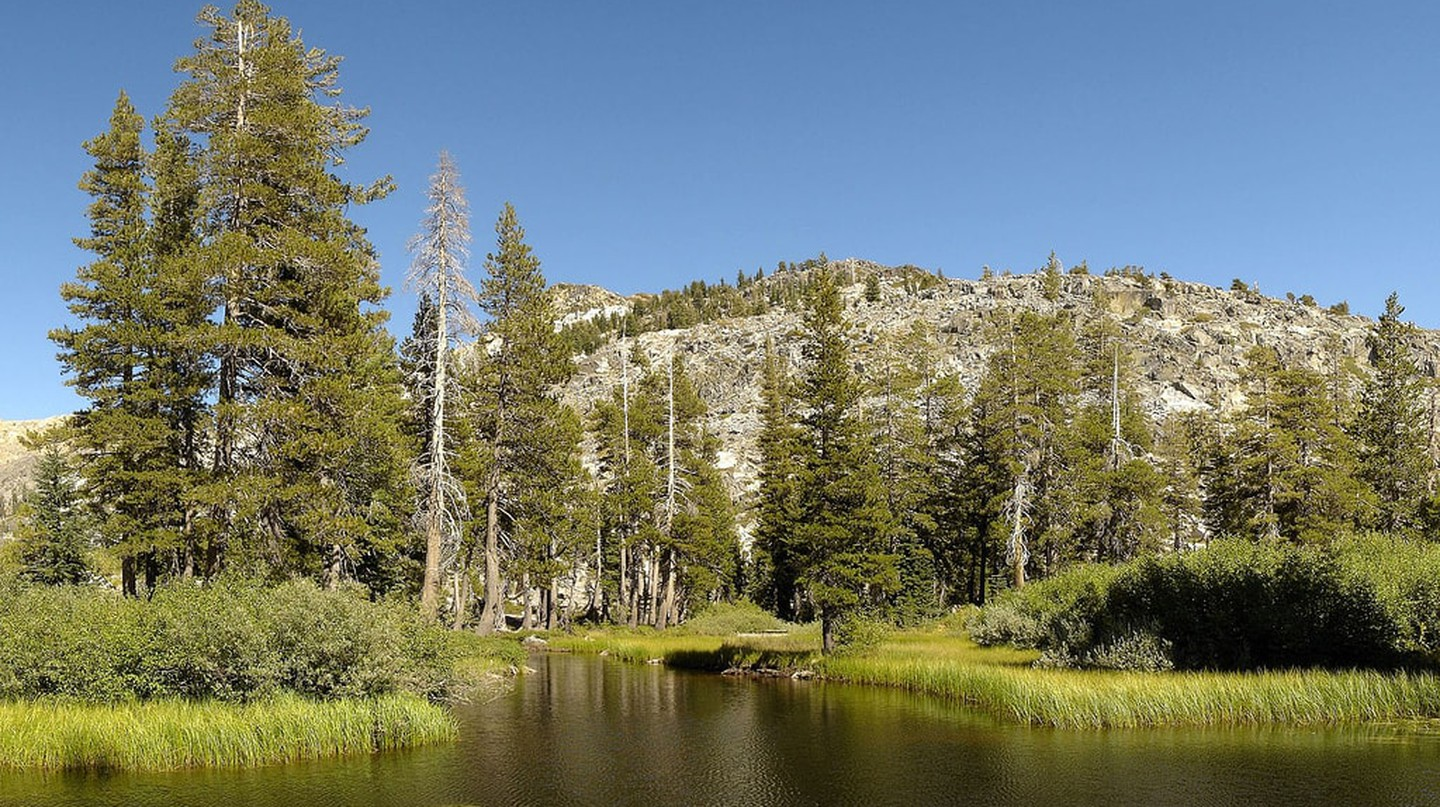 Maud Lake in the Desolation Wilderness | © Miguel Vieira/Flickr