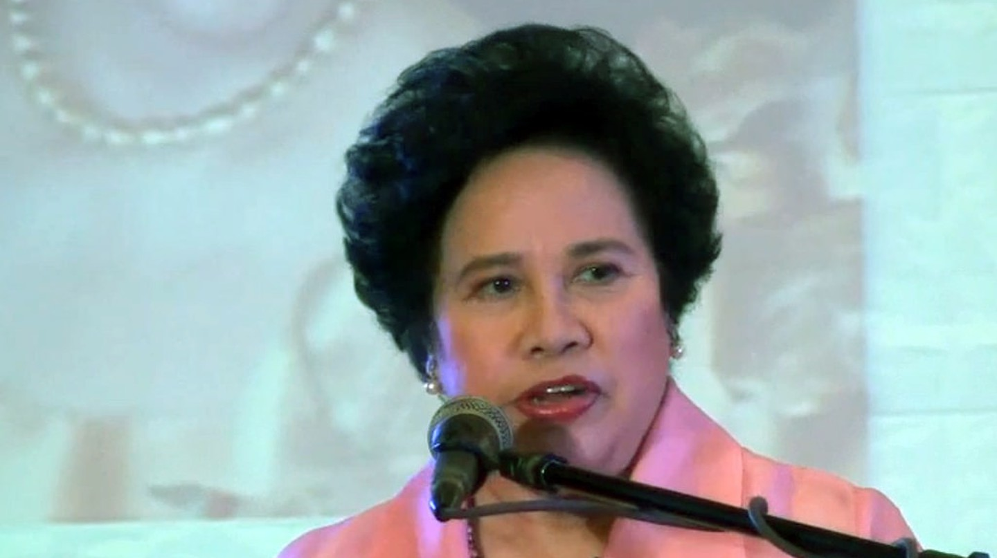 Late Senator Miriam Defensor-Santiago | © Dane Alegana/Flickr