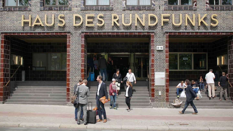 Haus Des Rundfunks | © Steffen Zahn/Flickr