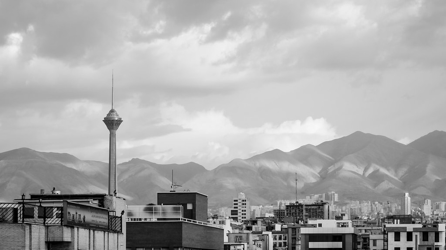Tehran | © Julia Maudlin / Flickr
