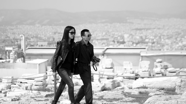 Couples visiting the Acropolis, Athens | © Sascha Kohlmann/Flickr
