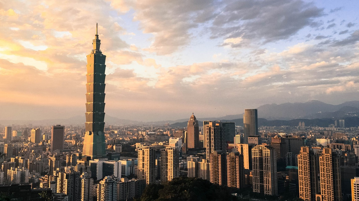 Taipei City View | © David Hsieh / Flickr