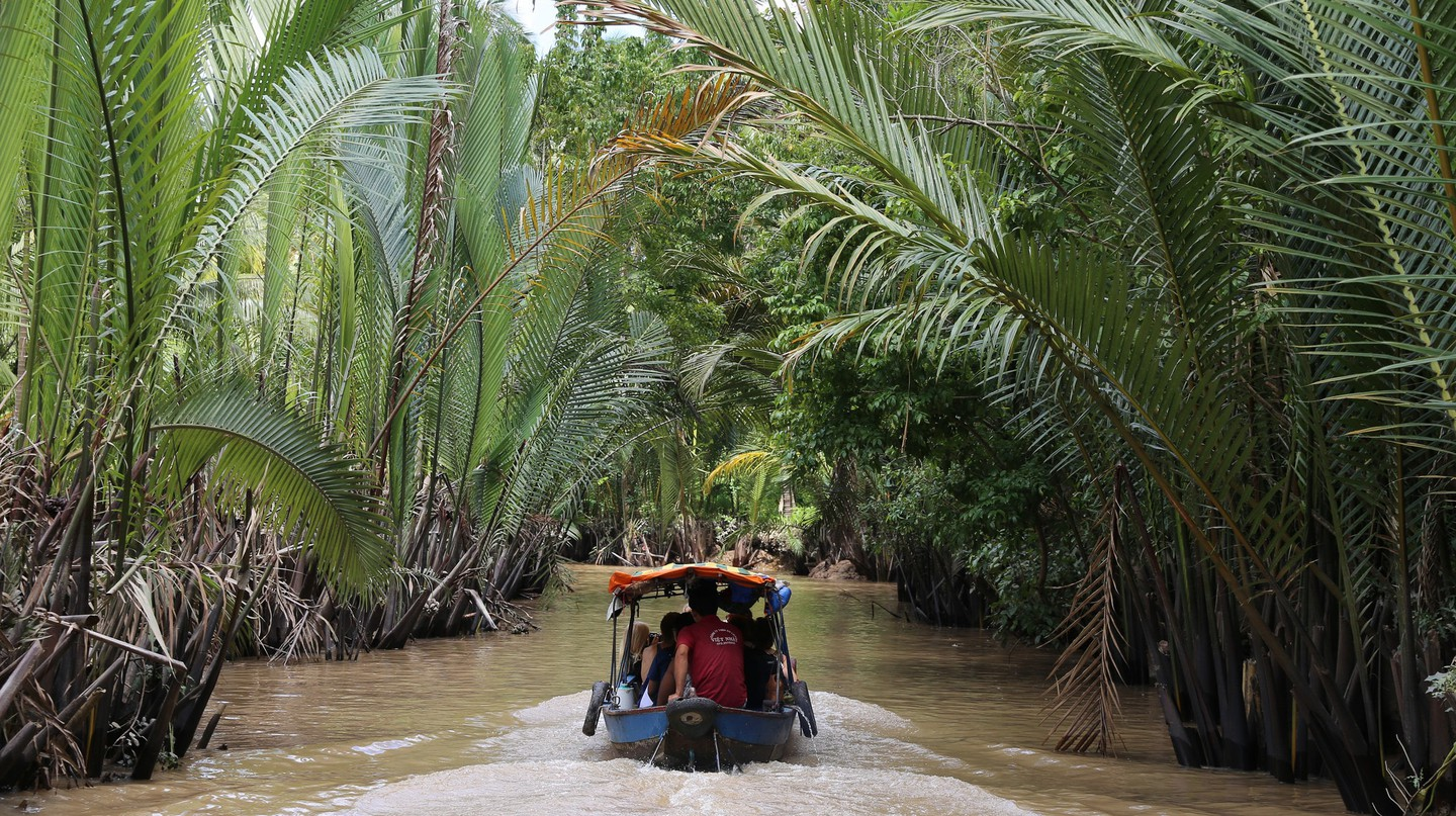 Mekong Delta | © Mack Male/Flickr