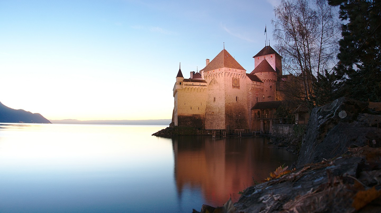 Chillon Castle, near Montreux | © Gervasio Varela / Flickr