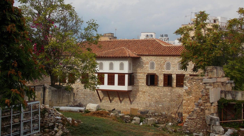 Benizelos family mansion, Adrianou street | © Dimitris Kamaras