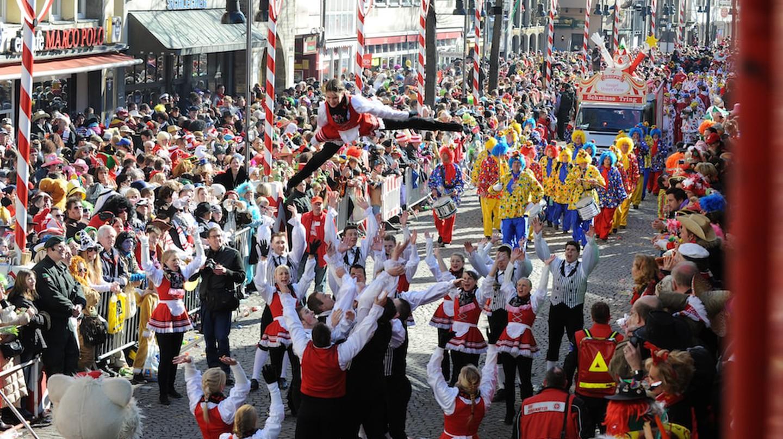 Cologne Carnival  © Festkomitee Kölner Karneval