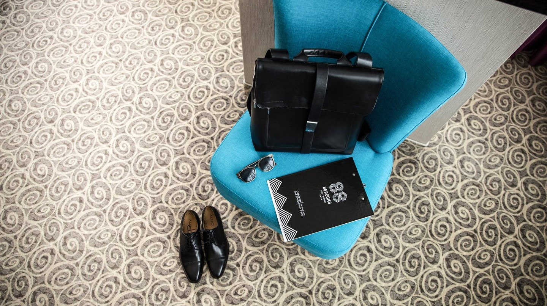 Design comes first at 88 Rooms   © 88 Rooms Belgrade/Facebook