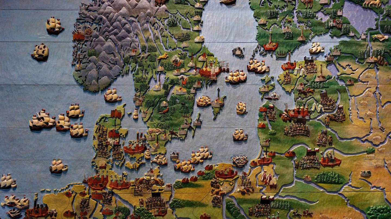 Scandinavians did move around a lot | © Robert Anders/Flickr