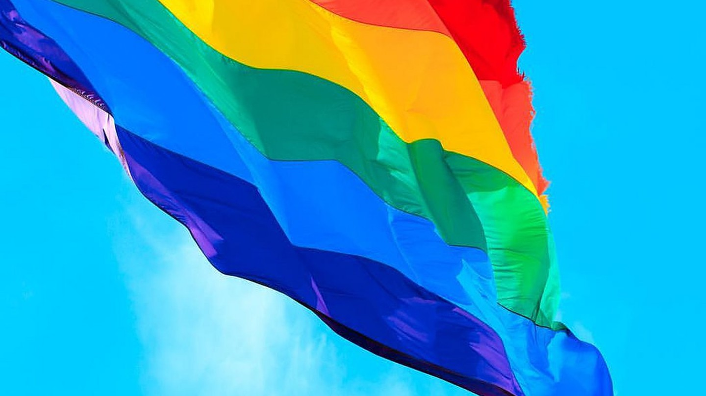 Rainbow Flag | © HAI YANG / Flickr