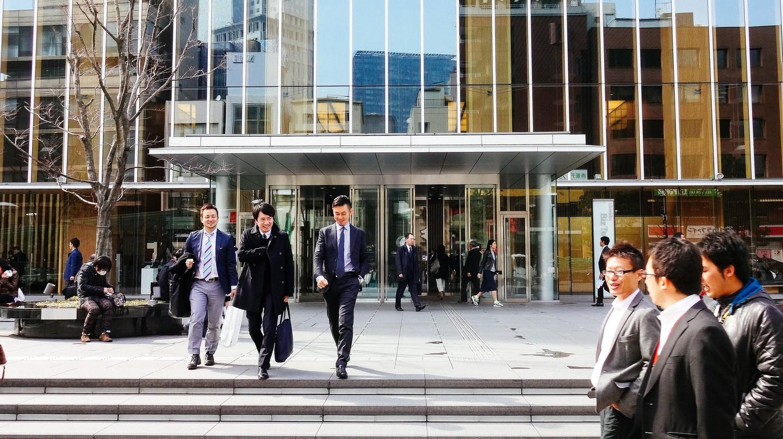 Businessmen | © Dick Thomas Johnson / Flickr
