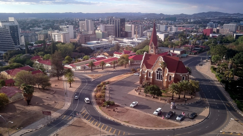 Windhoek city   © Henning Supertramp / Flickr