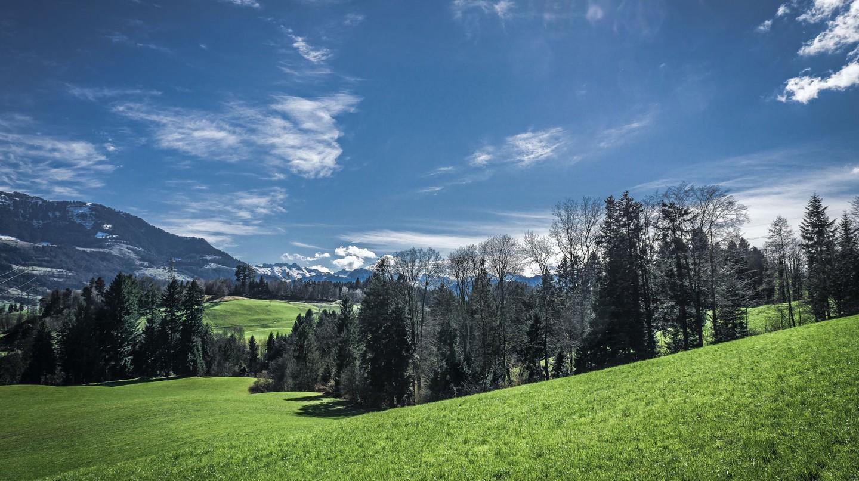 Switzerland in early spring | © Christian Scheidegger / Flickr