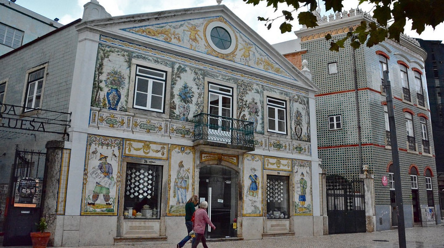 The Best Places to See Portuguese Azulejos in Lisbon