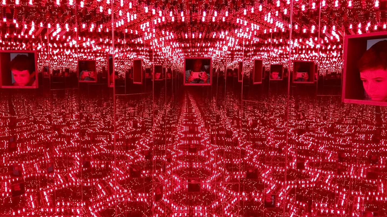 Yayoi Kusama: Infinity Mirrors, Hirshhorn Museum | © anokarina / Flickr