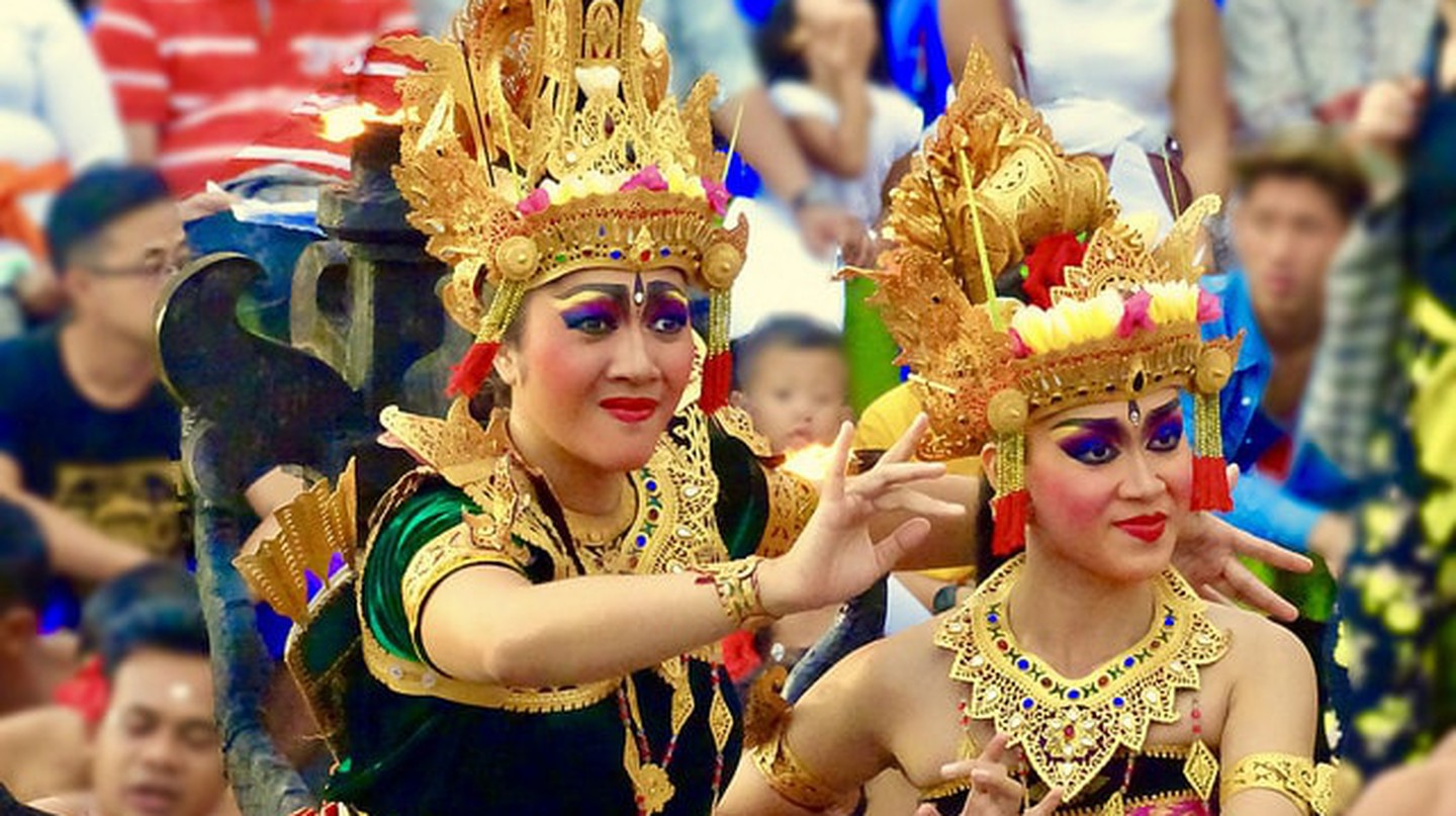 Ramayana in Bali | @Rajeev Rajagopalan/Flickr