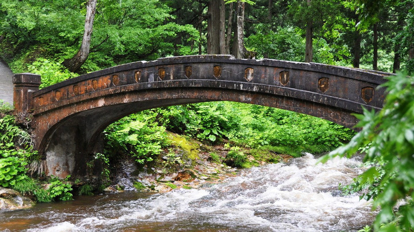 Ginzan Onsen, one of the destinations that can be reached by Yamagata Shinkansen   © kanegen / Flickr