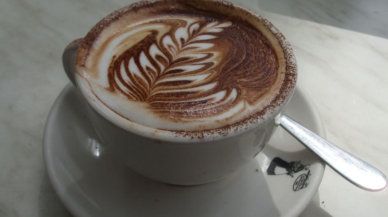 Coffee as art   © Vivian Evans/flickr