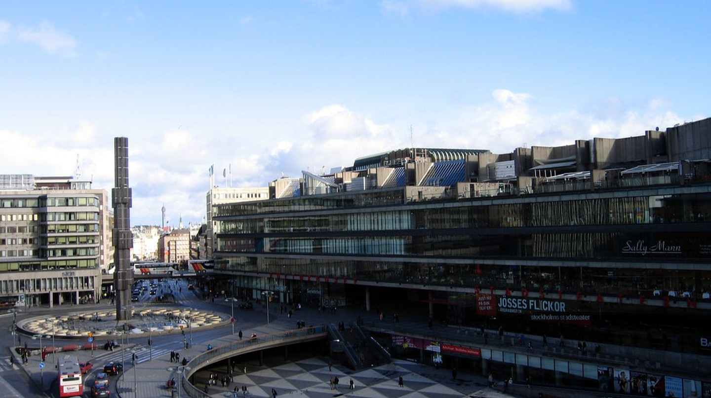 Sergels Torg has many unique features | © Glenn Strong / Flickr.