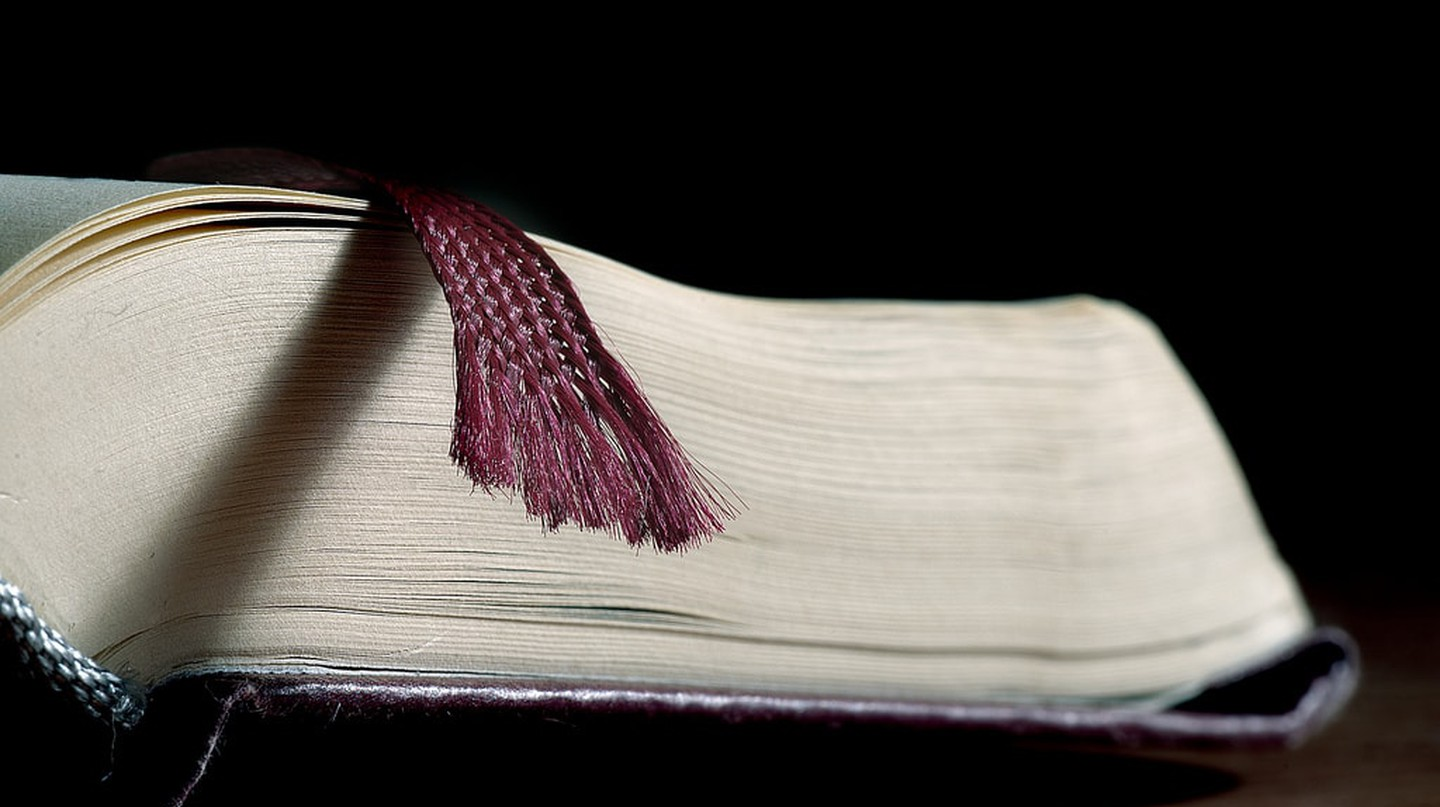 Bookmarked | © Daniel Novta / Flickr
