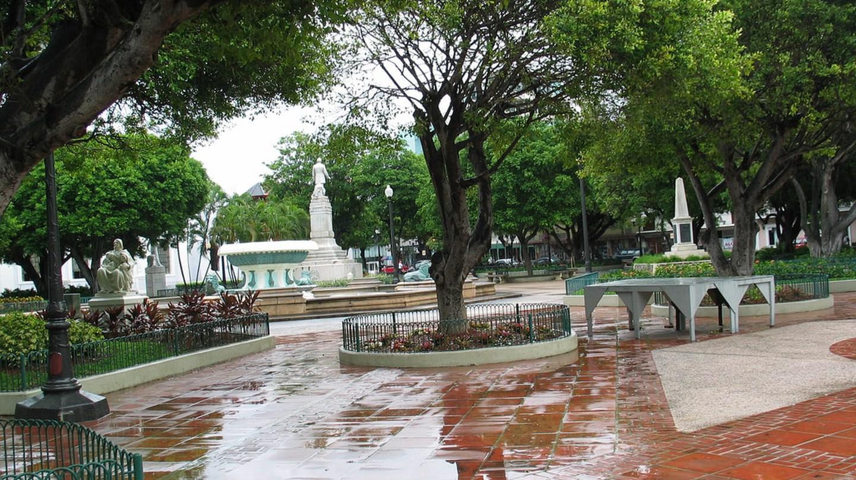 Plaza Degetau at Plaza Las Delicias, Ponce | © Roca Ruiz/flickr