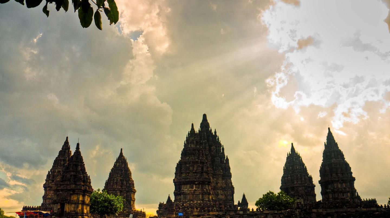 Prambanan Temple, Indonesia | © Berry/Flickr