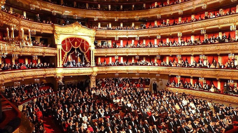 Bolshoi Theatre, Moscow | © Kremlin.ru