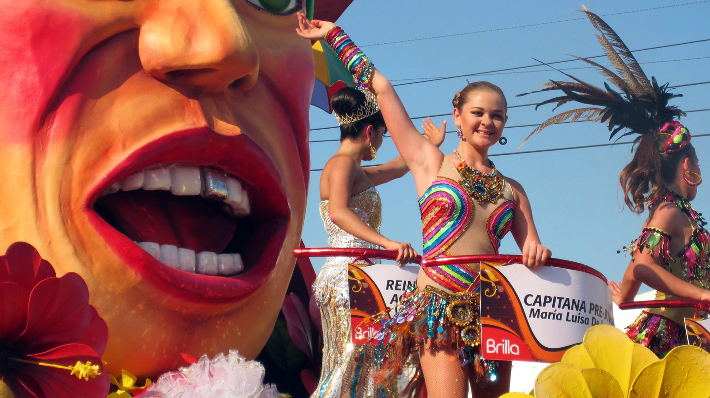 Barranquilla Carnival | © Ashley Bayles / Flickr