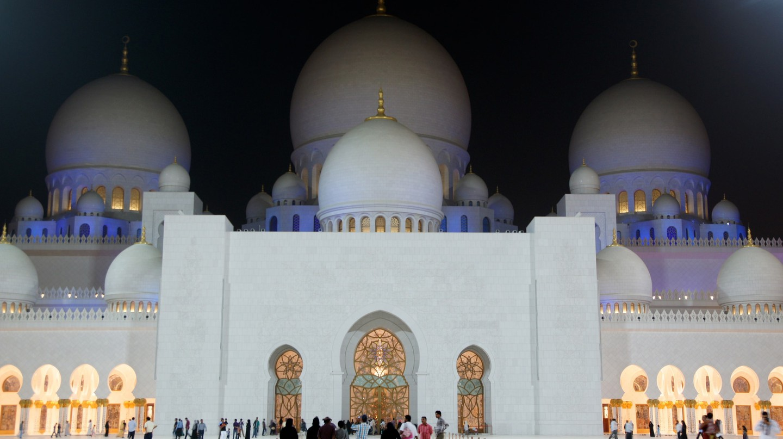 Sheikh Zayed Grand Mosque, Abu Dhabi | © Mathias Apitz (München)/Flickr