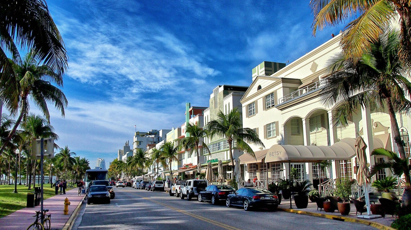 Ocean Drive | © Geoff Livingston / Flickr
