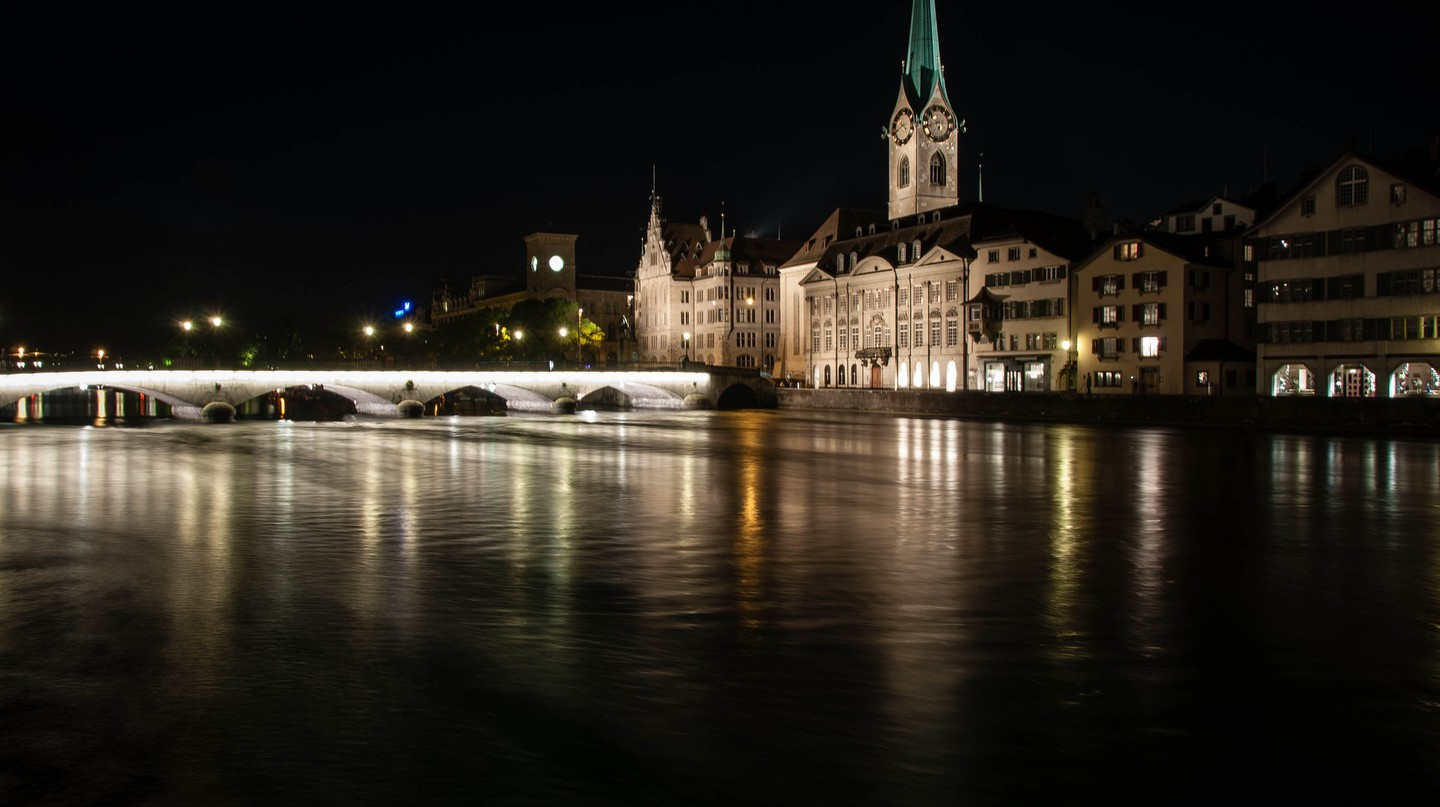 Discover Zurich on a layover | © Kamil Porembiński/ Flickr