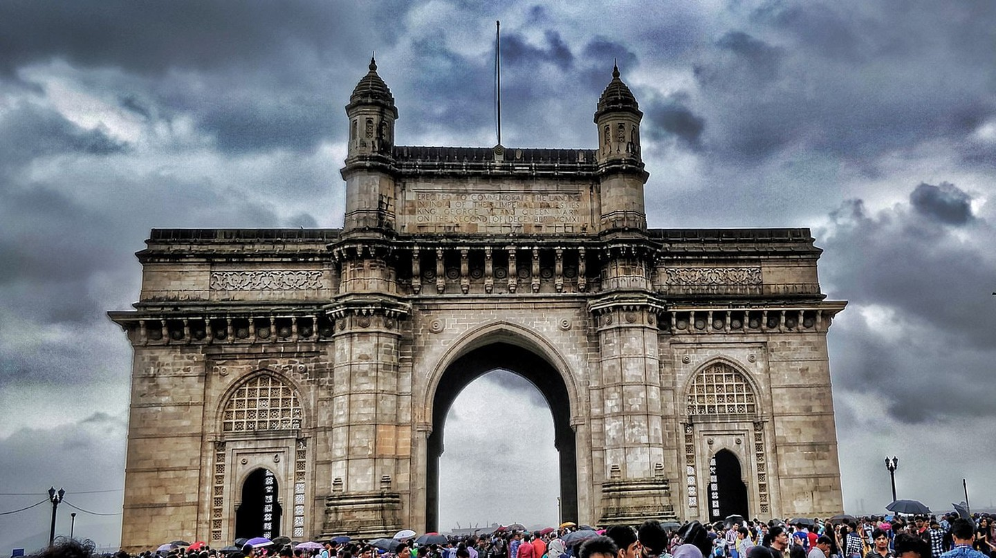 The Gateway of India, Mumbai | © Amit mukherjee/WikiCommons