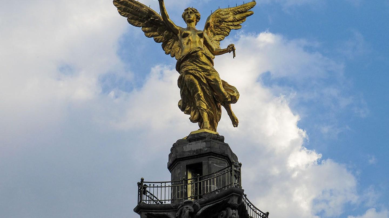 Ángel de la Independencia   © Marco Correa / WikiCommons