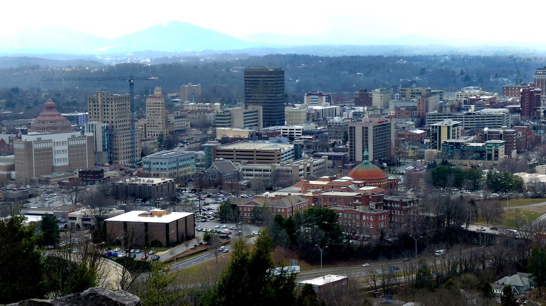 Asheville | © AbeEzekowitz / WikiCommons