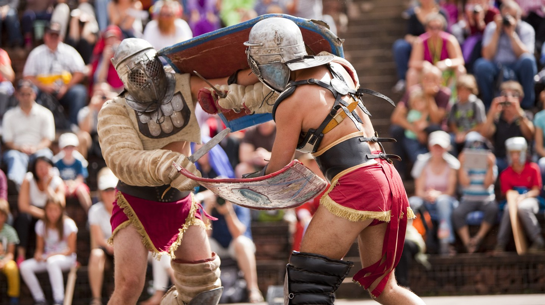Relive the Roman era at Augusta Raurica | © Susanne_Schenker/ Augusta Raurica