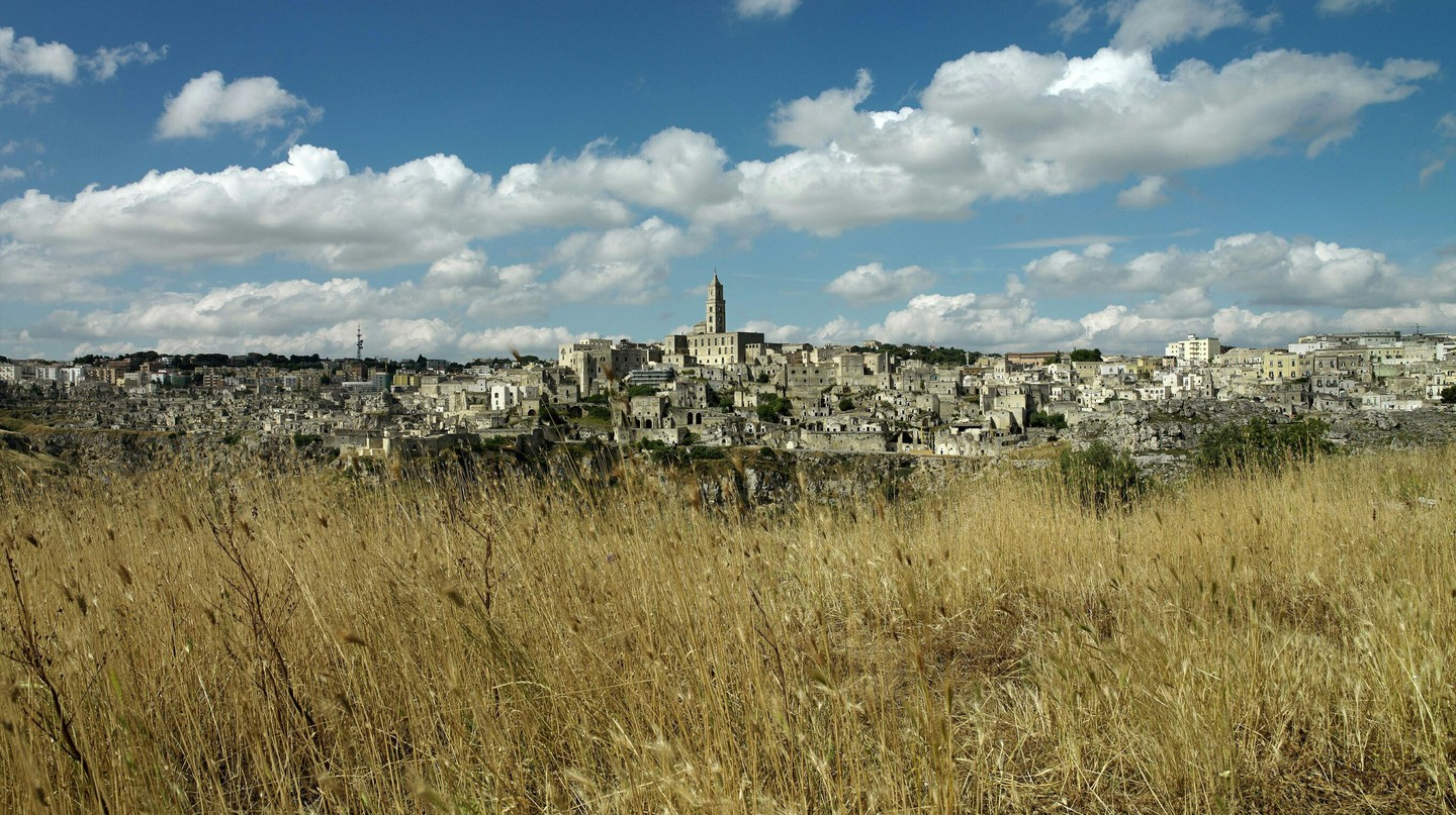 Panoramic View of Matera|©sextantio