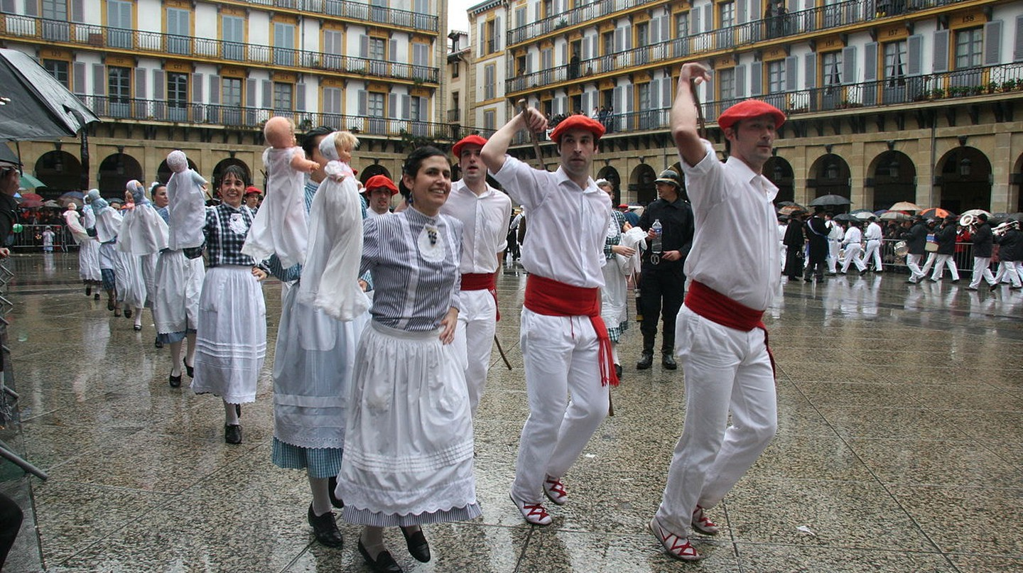 Basque people | ©dantzan / Flickr