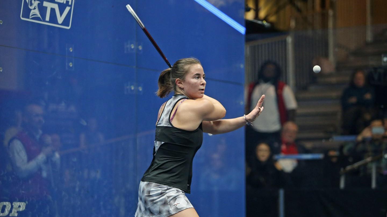 Olivia Blatchford | © Professional Squash Association