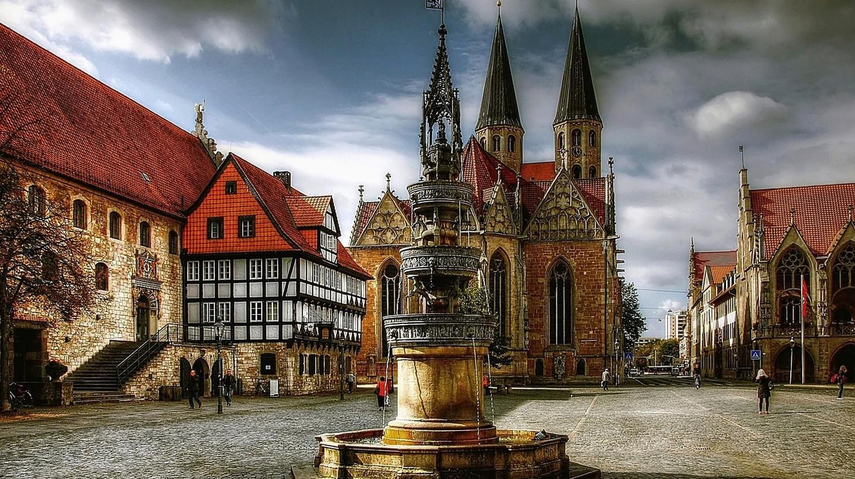 Braunschweig Main Square | © kordi_vahle / Pixabay