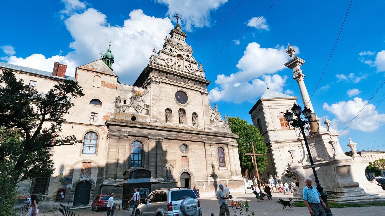 Lviv, Ukraine | © SofiLayla / Pixabay