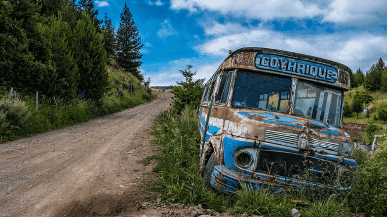 Coyhaique bus | © Serge / Flickr