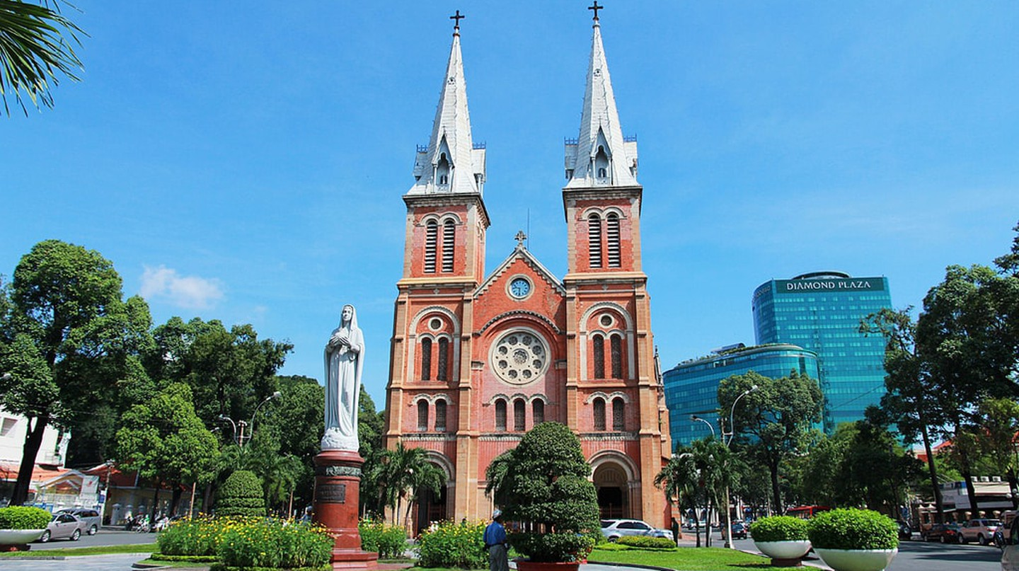 There is a small amount of crime In HCMC's District 1 | © Austin Adventures/Flickr